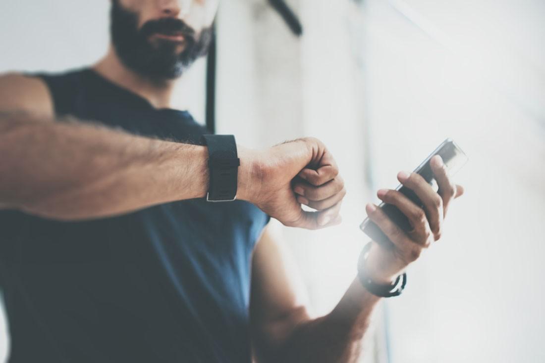 YAMAY Fitness Armband Trackers