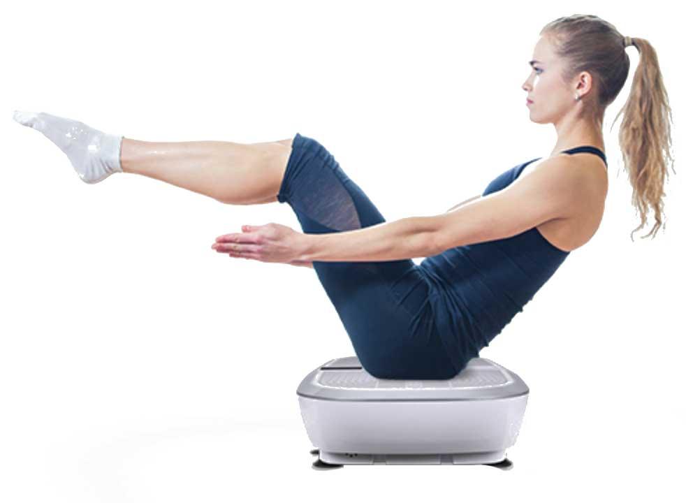 Übungen für Bauch
