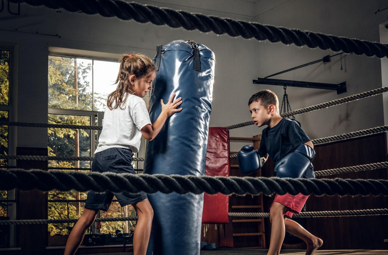 Boxsack für Kinder test