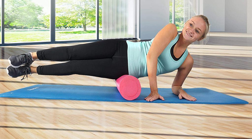 Pilates Rolle test