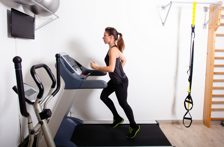 fitnessgeräte zu hause
